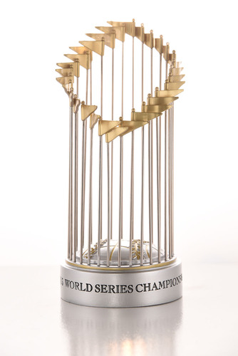 Photo of Royals Charities: World Series Champions Replica Trophy