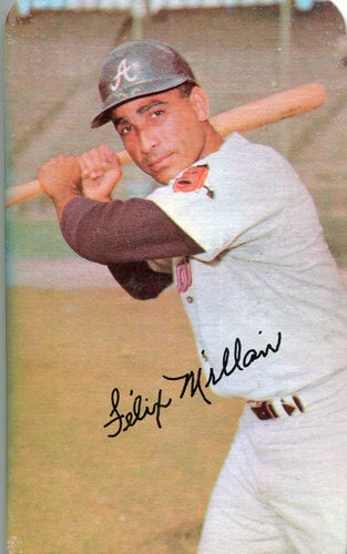 Photo of 1971 Topps Super #33 Felix Millan
