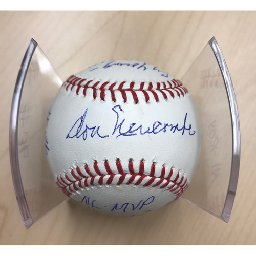 Photo of LA Dodgers Foundation Online Auction: Don Newcombe Autographed Baseball - Not Authenticated by MLB