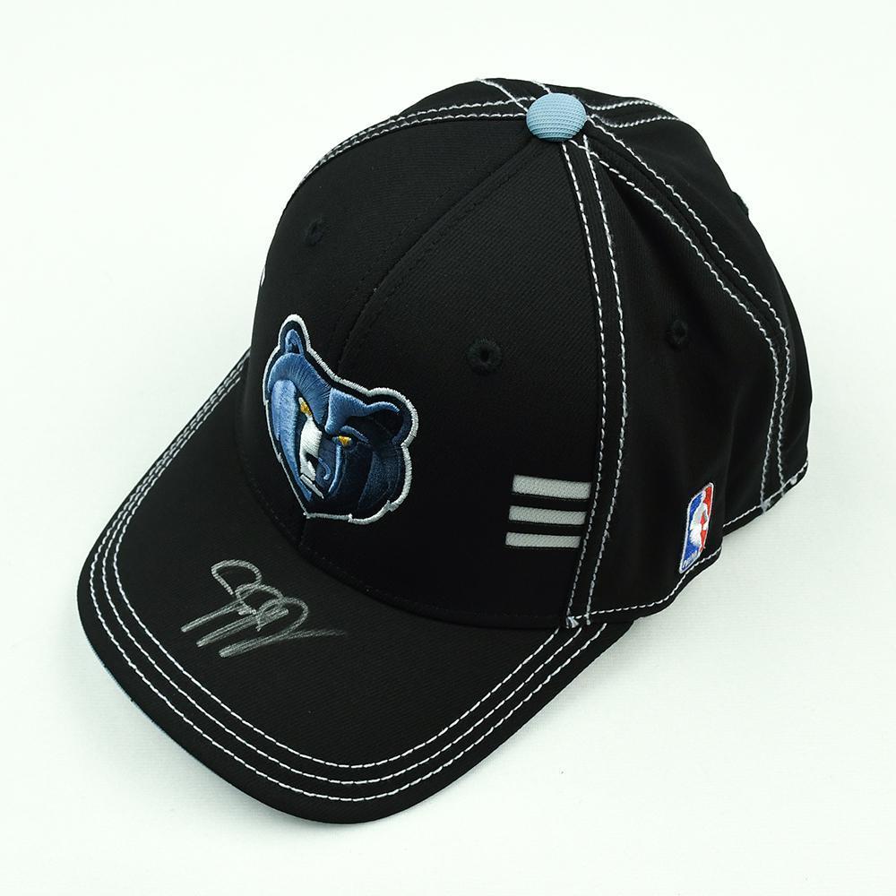 Jaren Jackson Jr. - Memphis Grizzlies - 2018 NBA Draft Class - Autographed Hat