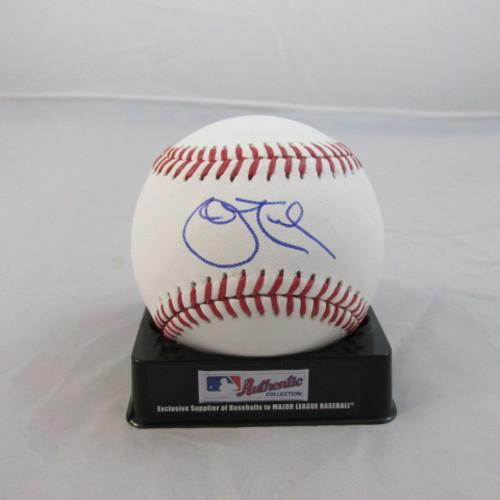John Tudor Autographed Baseball
