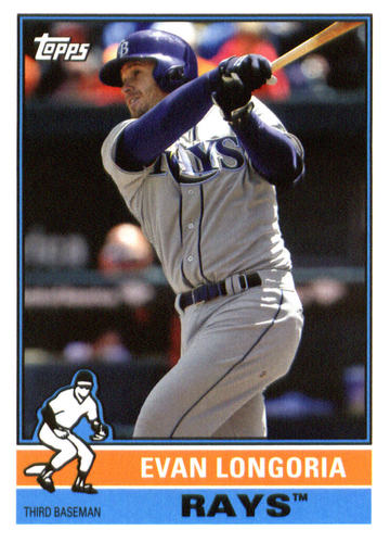 Photo of 2015 Topps Archives #147 Evan Longoria