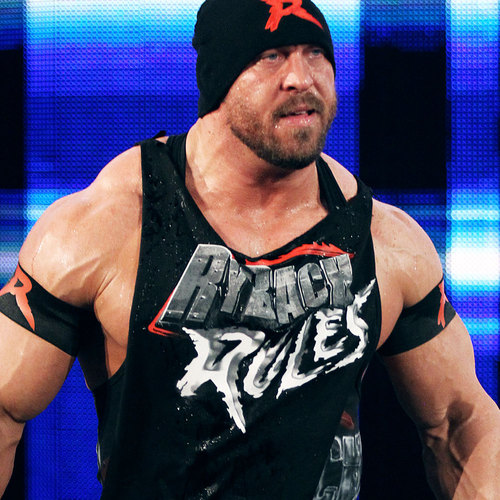 Ryback WORN & SIGNED