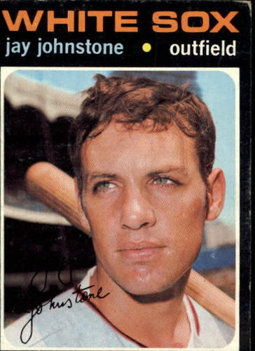 Photo of 1971 Topps #292 Jay Johnstone
