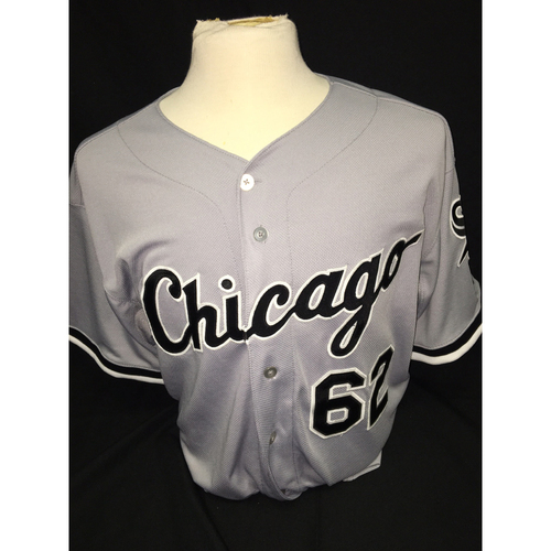 Photo of Jose Quintana Grey Team-Issued Jersey