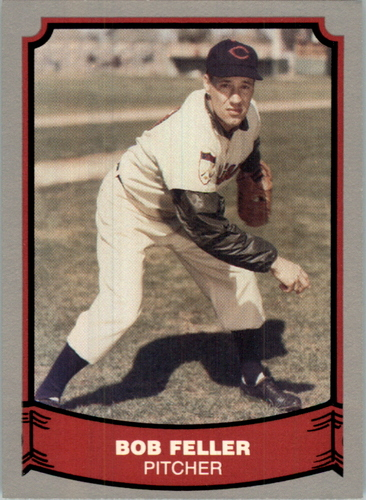 Photo of 1988 Pacific Legends I #101 Bob Feller