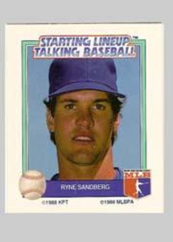 Photo of 1988 Starting Lineup All-Stars #28 Ryne Sandberg