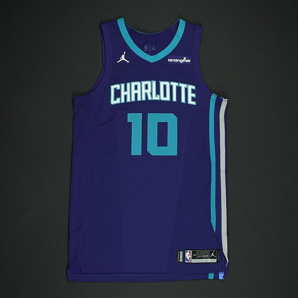 Michael Carter-Williams - Charlotte Hornets - Game-Worn 'Statement' Jersey - 2017-18 Season