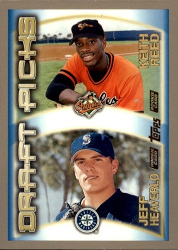 Photo of 2000 Topps #454 K.Reed/J.Heaverlo RC