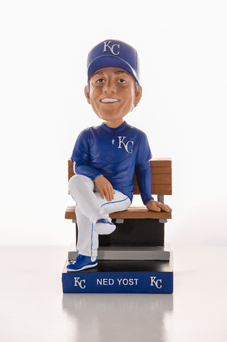 Photo of Royals Charities: Commemorative Postseason Ned Yost Bobblehead