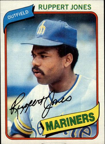 Photo of 1980 Topps #78 Ruppert Jones
