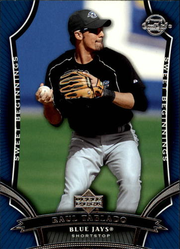Photo of 2005 Sweet Spot #155 Raul Tablado SB RC