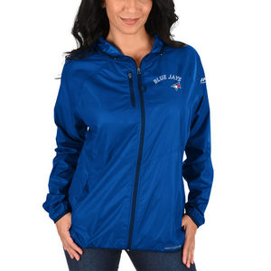Toronto Blue Jays Women's Absolute Dominance Jacket by Majestic