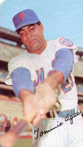 Photo of 1971 Topps Super #36 Tommie Agee