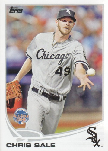 Photo of 2013 Topps Update #US5 Chris Sale