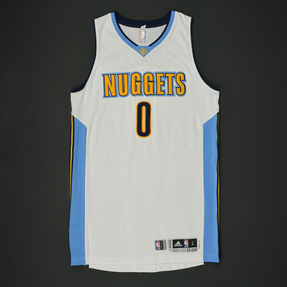 New Orleans Pelicans Host Denver Nuggets How To Watch: Game-Worn Regular