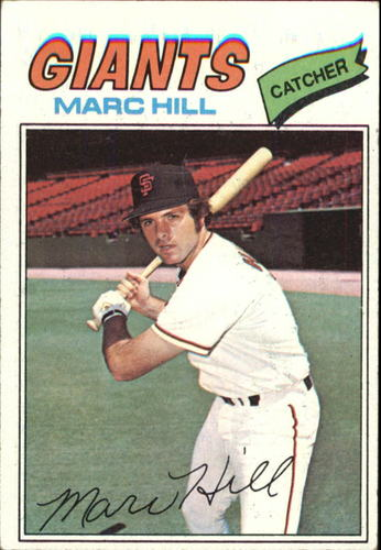Photo of 1977 Topps #57 Marc Hill