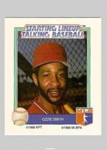 Photo of 1988 Starting Lineup All-Stars #32 Ozzie Smith