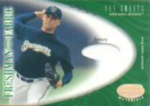 Photo of 2001 Leaf Certified Materials #137 Ben Sheets FF