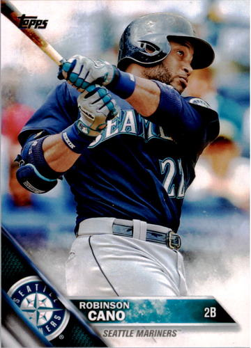 Photo of 2016 Topps #268A Robinson Cano