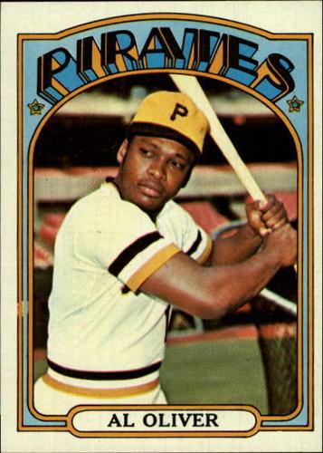Photo of 1972 Topps #575 Al Oliver