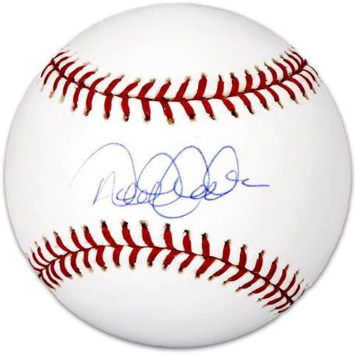 Derek Jeter Autographed Baseball