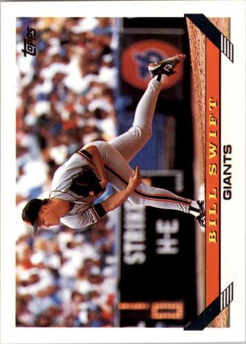 Photo of 1993 Topps #755 Bill Swift