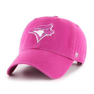Toronto Blue Jays Women's Orchid Clean up Cap by '47 Brand