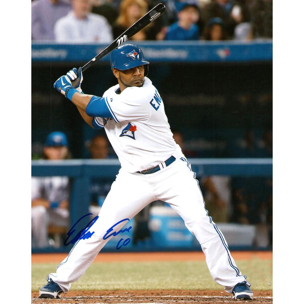 Edwin Encarnacion Autographed Toronto Blue Jays 8X10 Photo