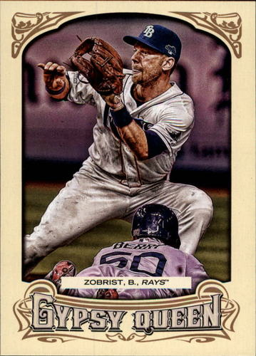 Photo of 2014 Topps Gypsy Queen #73 Ben Zobrist