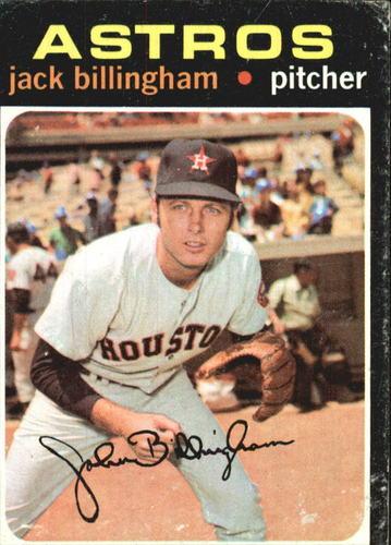 Photo of 1971 Topps #162 Jack Billingham
