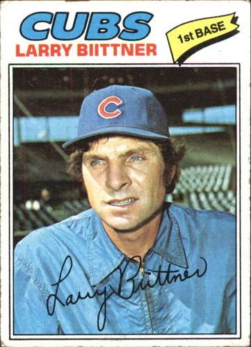 Photo of 1977 Topps #64 Larry Biittner