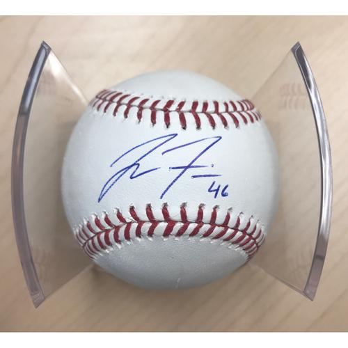 Photo of LA Dodgers Foundation Online Auction: Josh Fields Autographed Baseball