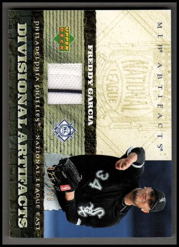 Photo of 2007 Artifacts Divisional Artifacts #FG Freddy Garcia