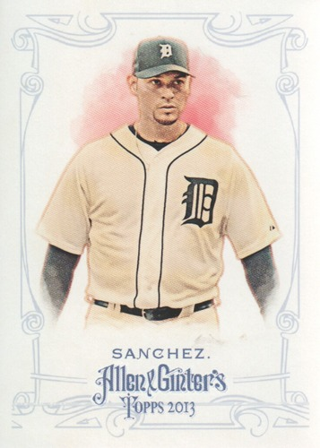 Photo of 2013 Topps Allen and Ginter #138 Anibal Sanchez