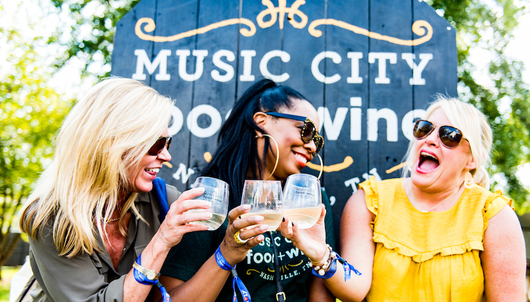 MUSIC CITY FOOD + WINE FESTIVAL - PACKAGE 1 of 3