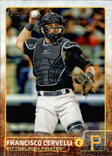 Photo of 2015 Topps #416 Francisco Cervelli