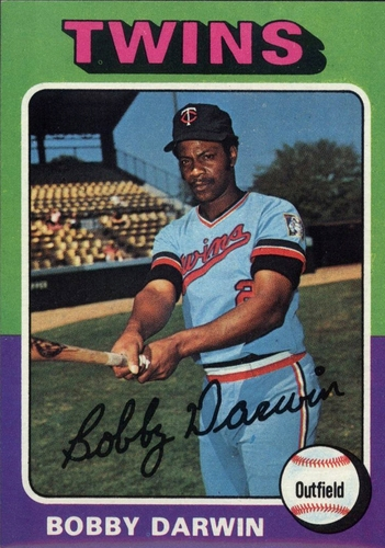 Photo of 1975 Topps #346 Bobby Darwin