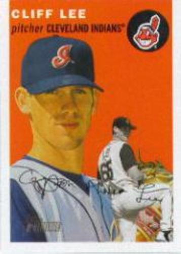 Photo of 2003 Topps Heritage #191 Cliff Lee