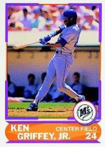 Photo of 1989 Score Young Superstars II #18 Ken Griffey Jr.