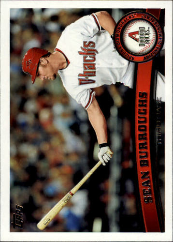 Photo of 2011 Topps Update #US290 Sean Burroughs