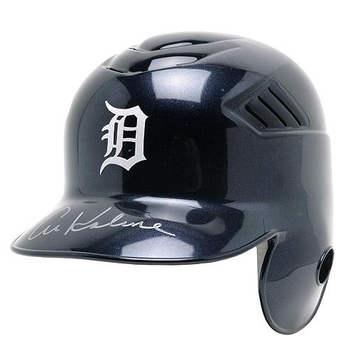Detroit Tigers Al Kaline Autographed Full-Size Helmet