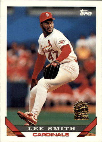 Photo of 1993 Topps Inaugural Marlins #12 Lee Smith