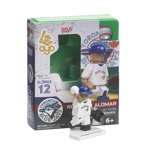 Roberto Alomar Toy Figurine by Oyo