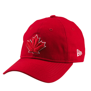 Women's Alternate Red Adjustable Cap by New Era