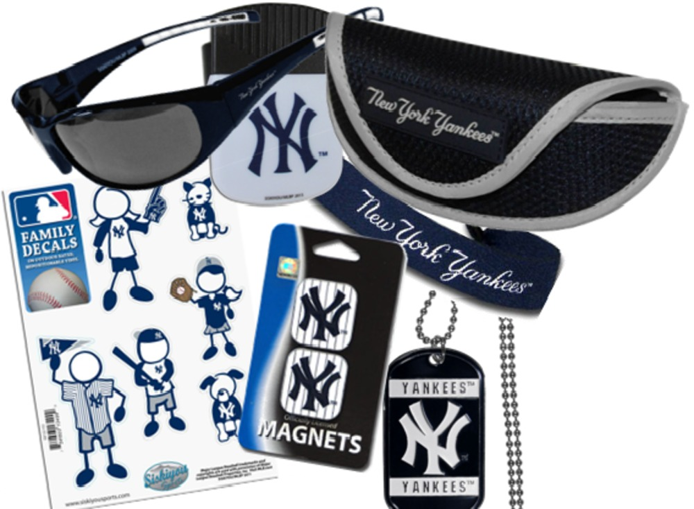 New York Yankees Fan Package