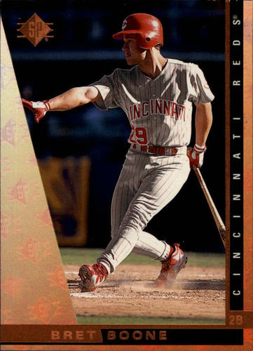 Photo of 1997 SP #51 Bret Boone