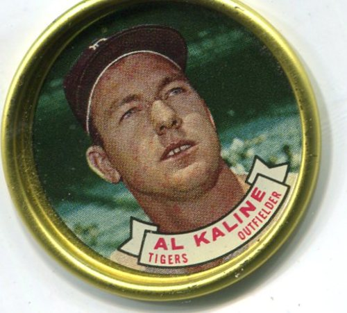Photo of 1964 Topps Coins #100 Al Kaline