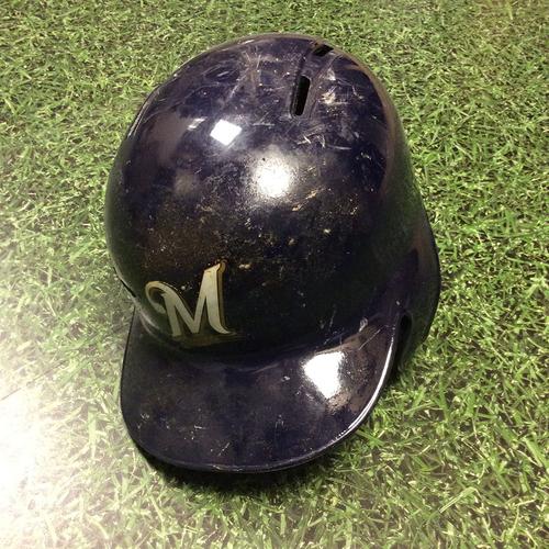 Photo of Martín Maldonado 2016 Batting Helmet