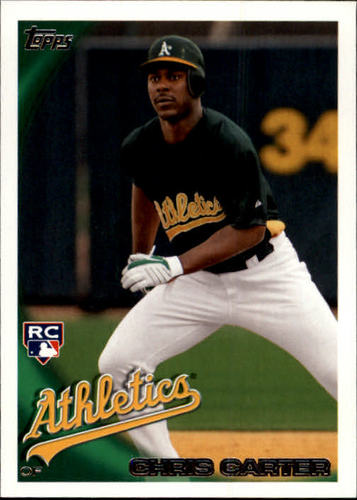 Photo of 2010 Topps Update #US102 Chris Carter RC